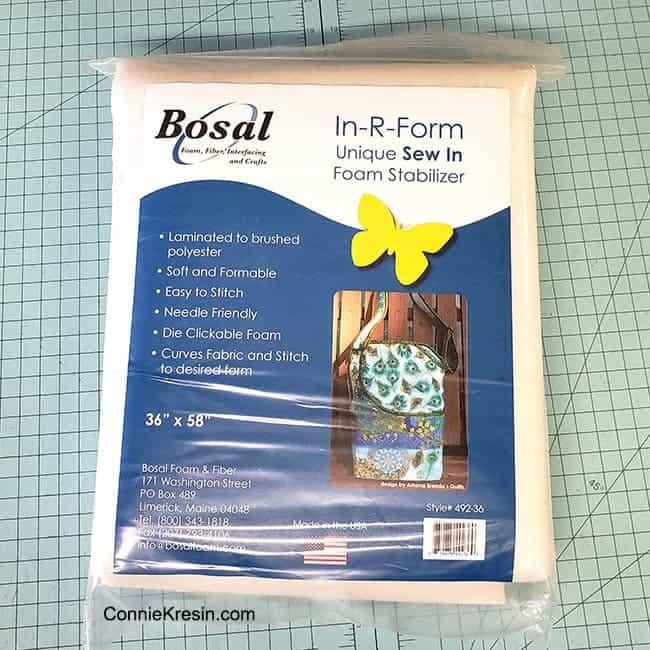 Bosal In-R-Form Foam stabilizer