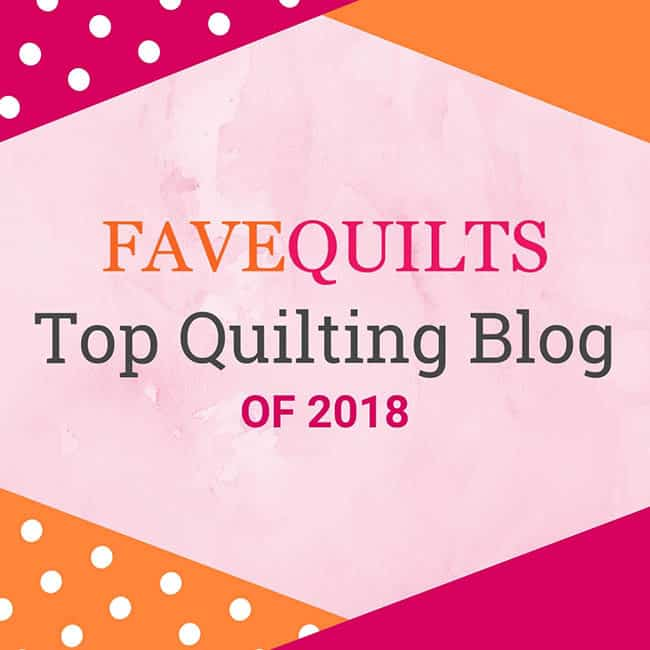 Top 25 Quilting Blogs of 2018
