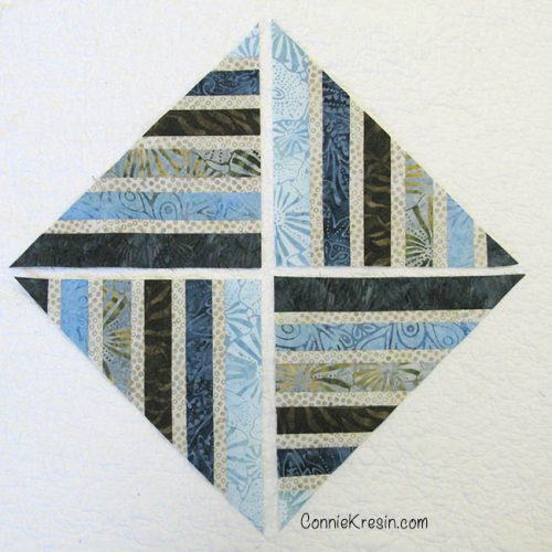 Jewel quilt block