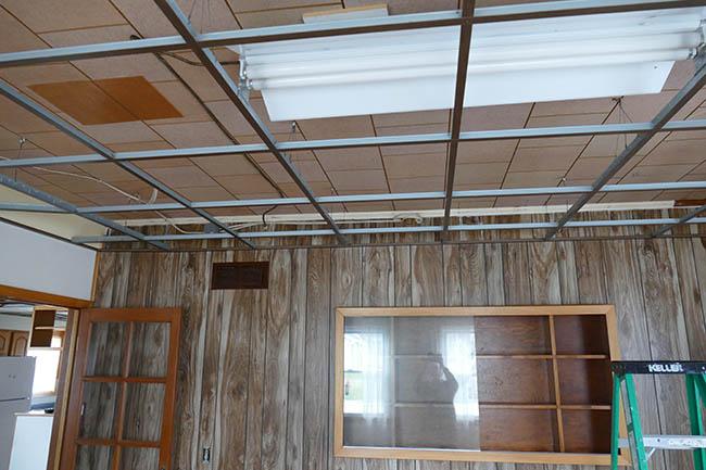 Bob the Builder living room demolition begins