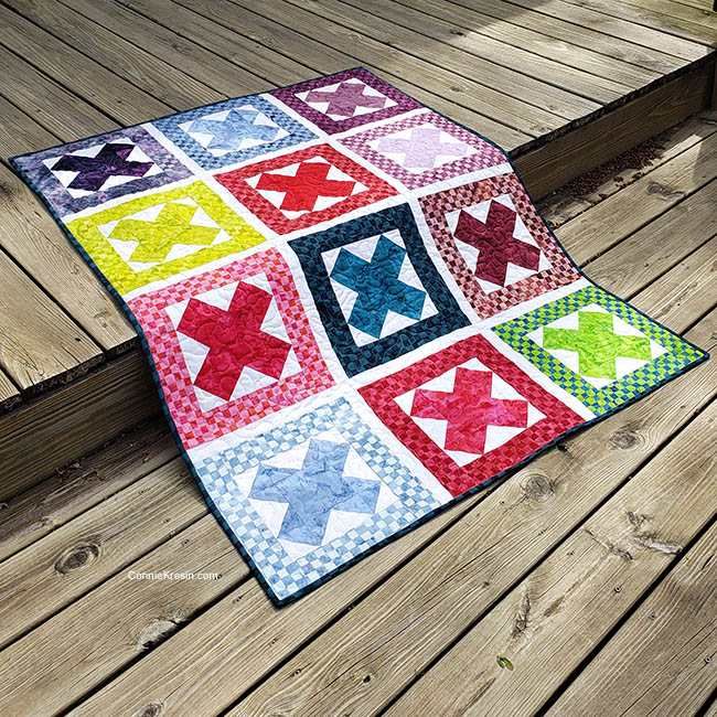 Ready Set Go Baby Quilt
