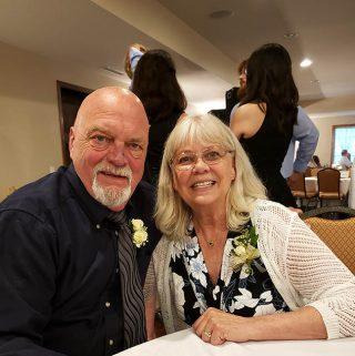 Bob and Connie