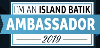 Island Batik Ambassador 2019