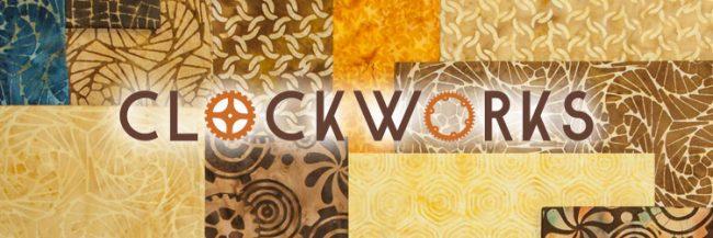 Island Batik Colorworks fabric collection