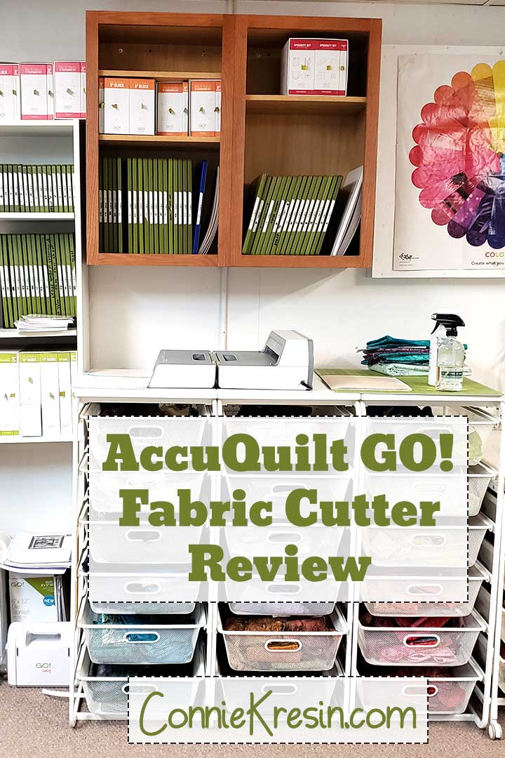 AccuQuilt GO! Fabric Cutter Review