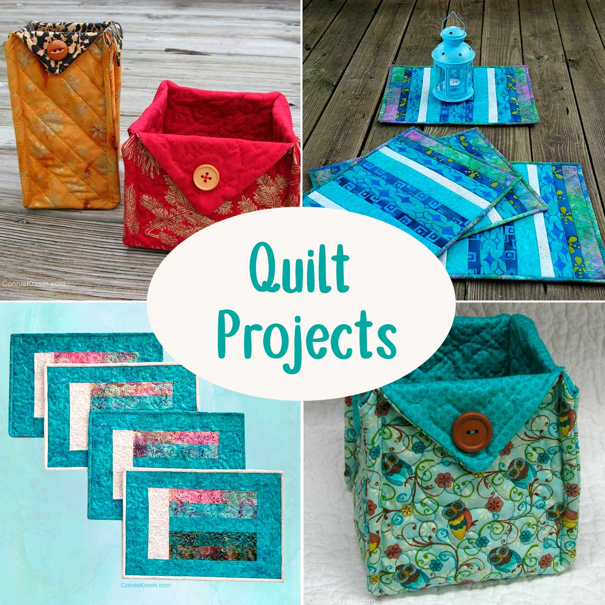 Category of quilt projects