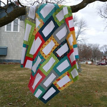 Jelly Belly Bar Quilt A Long and free pattern