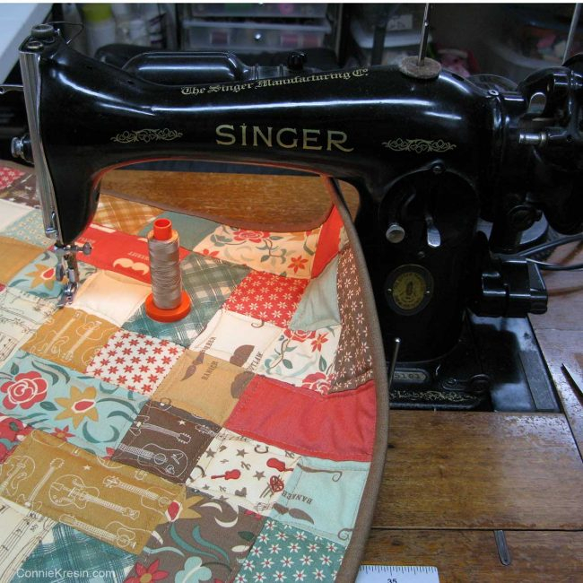 Singer sewing machine for quilting