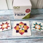 4-inch Quilt Blocks and the new GO! Qube