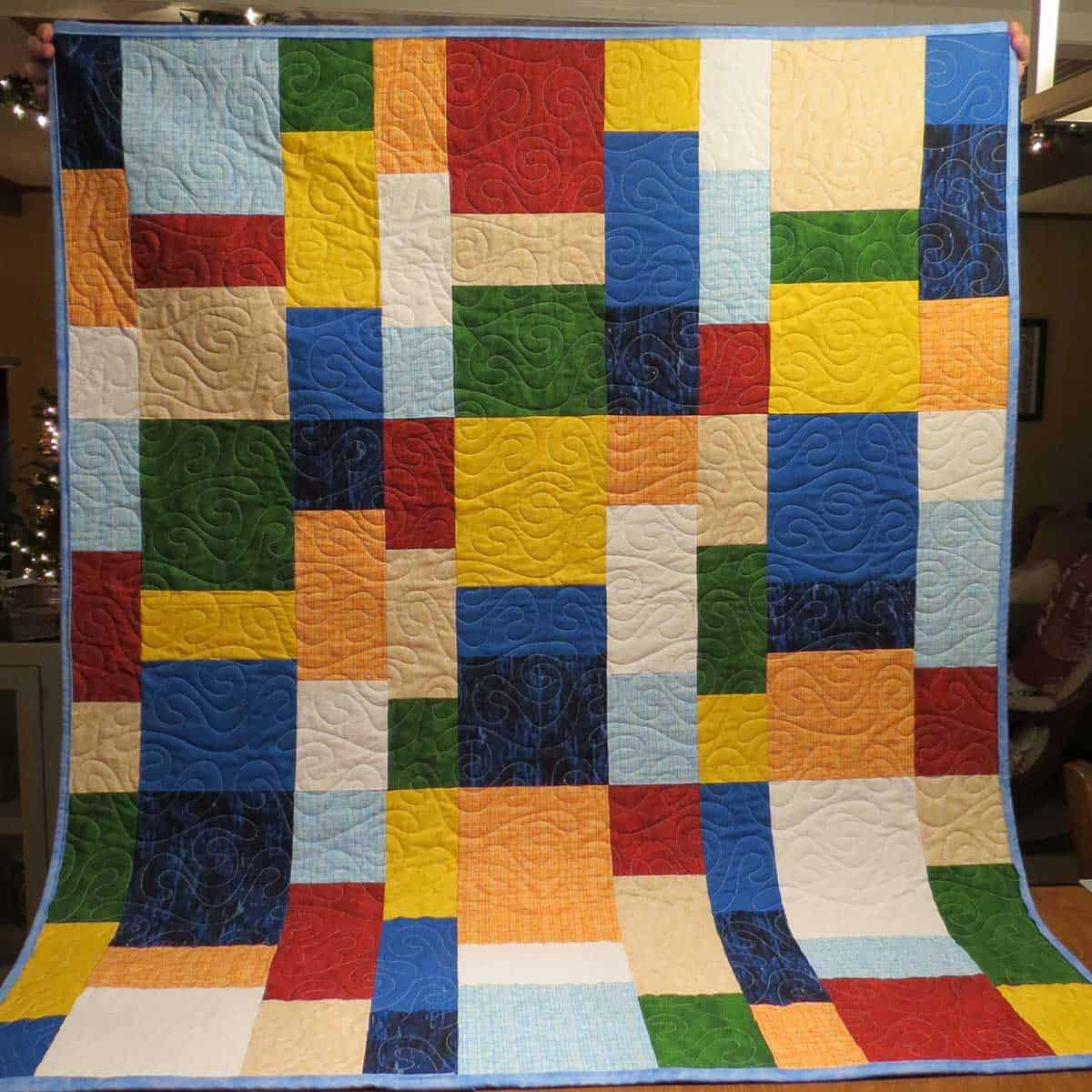 Stacks quilt