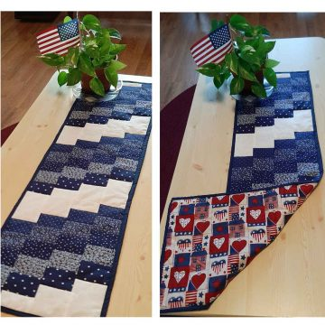 Sharing quilt projects