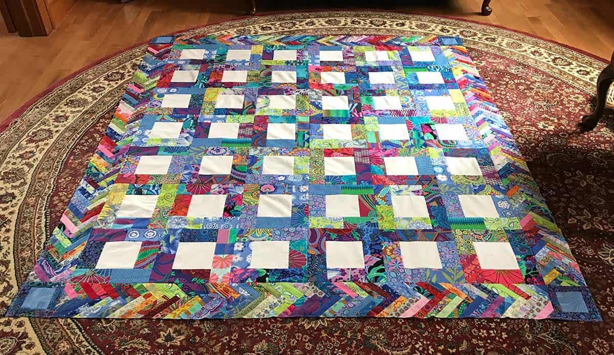 Midnight Glow quilt pattern