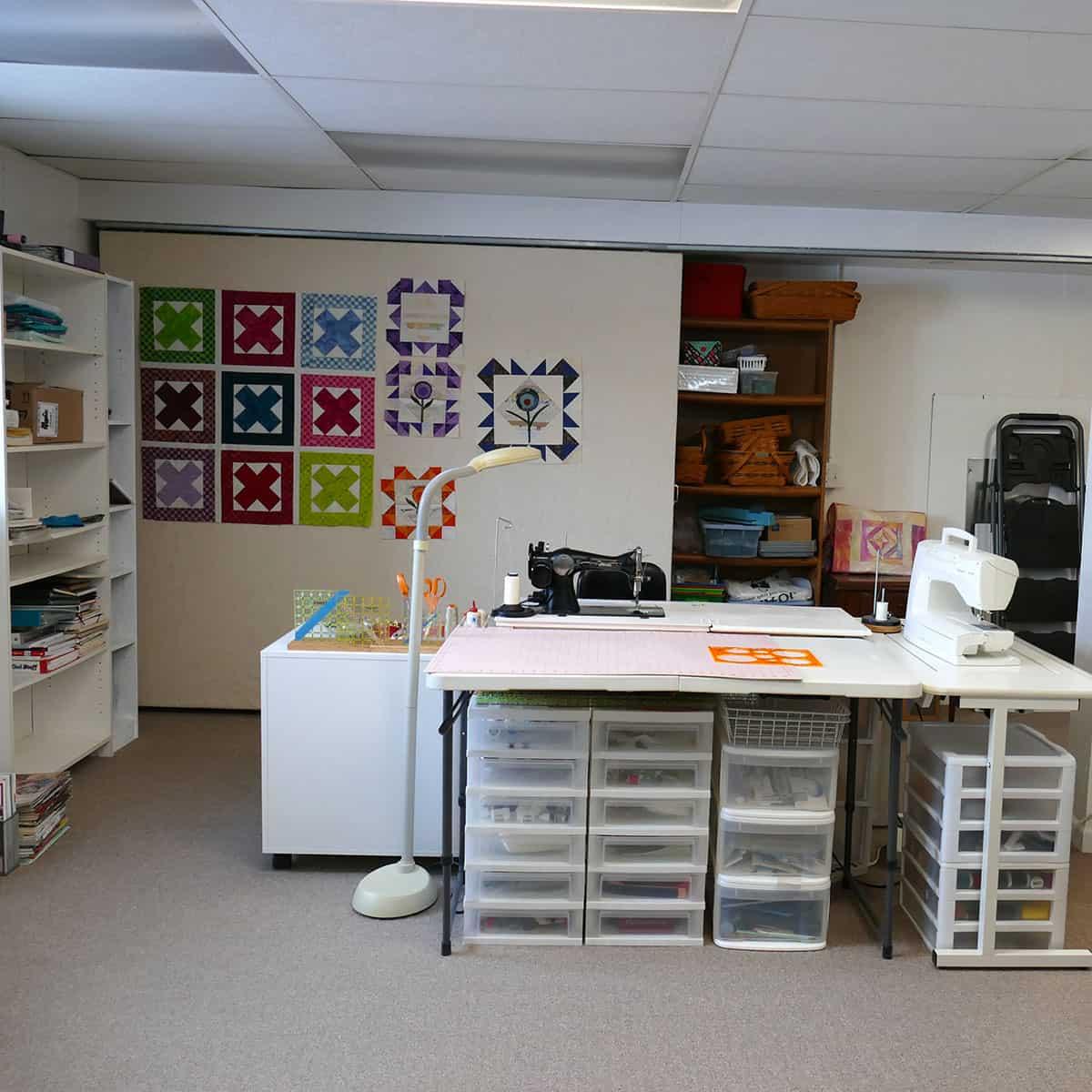 River quilt studio