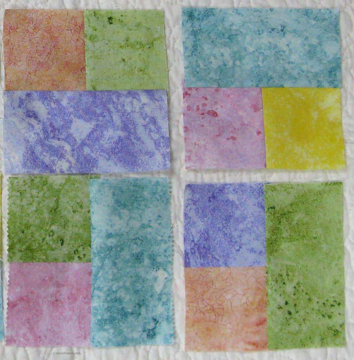 sew blocks